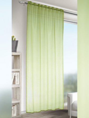 gardinen gr n hellgr n einfarbig gardinen outlet. Black Bedroom Furniture Sets. Home Design Ideas